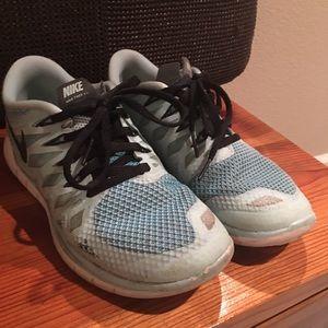 Nike Free Runs 6.5 women's